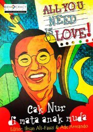 All You Need is Love - Democracy Project