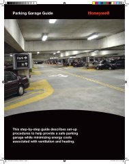 Parking Garage Guide - APC