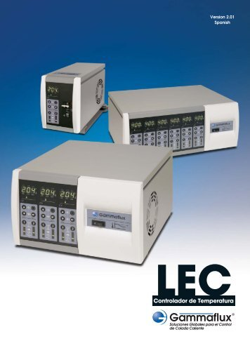 Controlador de Temperatura - Gammaflux