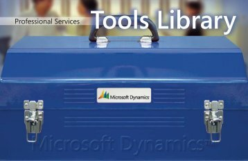 Microsoft Dynamics™ GP Professional Services ... - SSi Consulting