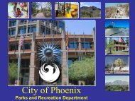 Parks and Recreation Department - Arizona Parks and Recreation ...