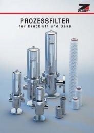 Prospekt Prozessfilter (PDF) - Airtag Engineering AG