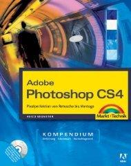 Adobe Photoshop CS4 – *ISBN 978-3-8272 ... - Markt und Technik