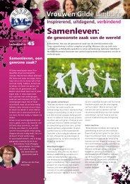 Klik hier om het ledenblad te lezen - KVG Limburg