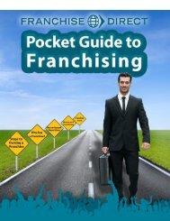 Franchise Direct's Pocket Guide to Franchising - Rackspace Cloud