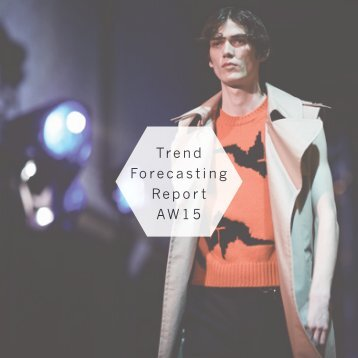 Trend Forecasting Report AW15