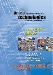 Analoge und IP-Kameras in einem Recorder ... - alarmservice.at