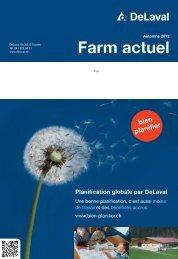 Farm actuel automne 2012 (PDF - 5560 KB) - DeLaval