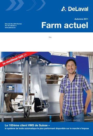 Farm actuel automne 2011 (PDF - 3800 KB)