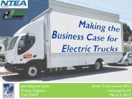 Making the Business Case for Electric Trucks - EMI Global