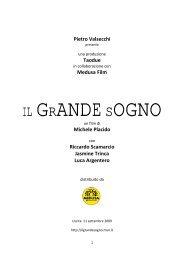Pietro Valsecchi Taodue Medusa Film Michele Placido Riccardo ...