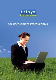 clicking here - TriSys