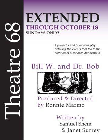 Book 1 - Theatre 68