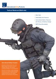Tactical Waistcoat Multi-Role.pdf - International Safety Products Ltd