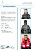 MRLJ (Multi Role Life Jackets) - JANADA - Page 2
