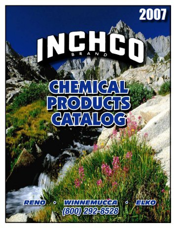 chemical products catalog chemical products catalog