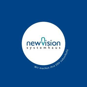 zum Download unserer Imagebroschüre - New Vision GmbH