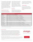 Ethernet Routing Switch 4500 Series - Avaya - Page 4