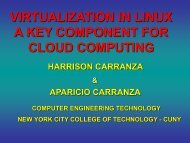 virtualization in linux a key component for cloud computing