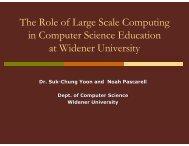 Slides - Enterprise Computing Community - Marist College