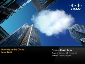 Journey to the Cloud - Enterprise Computing Community