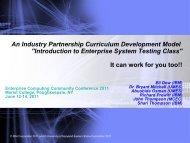 MitcehllECC_Marist_UMES_IBM_Collaboration Final 2011.pdf