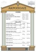 MENIU GRILL HOUSE meniuri mici - akropolis - Page 3