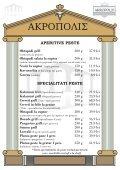 MENIU GRILL HOUSE meniuri mici - akropolis - Page 5
