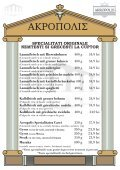 MENIU GRILL HOUSE meniuri mici - akropolis - Page 7