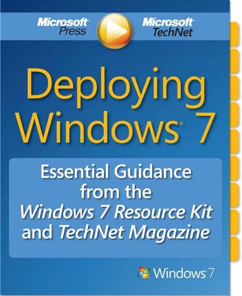 Deploying Windows 7 - Download Center - Microsoft