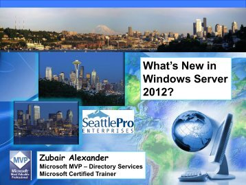 What_is_New_in_Windows_Server_2012 - SITPUG