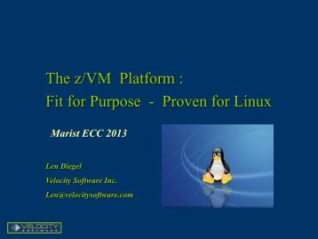 Download Presentation - Enterprise Computing Community
