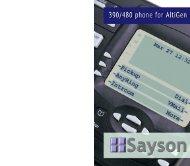 AltiGen - 390/480 Pocket User Guide - Web Configurator - Aastra