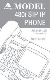 480i SIP IP PHONE