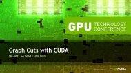 Graph Cuts with CUDA