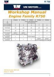 Förderpumpe VM Motori Rover Diesel