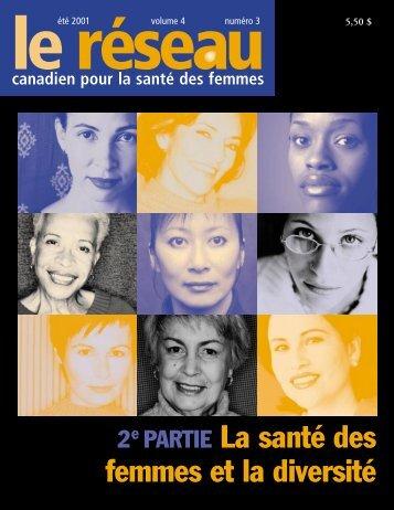 NETWORK WIN00 - Canadian Women's Health Network