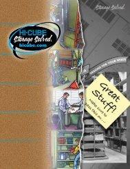 Catalogue - Hi-Cube Storage Products
