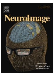 the mirror neuron system - ResearchGate