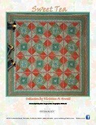 Sweet Tea - Anthology Fabrics