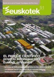 EL PARQUE CIENTÍFICO, proyecto estratégico para Euskadi, en ...
