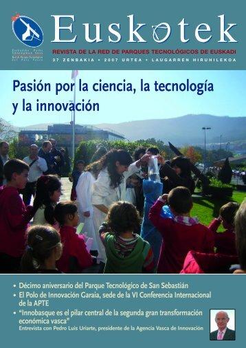 EUSKOTEK 37 - Red de Parques Tecnológicos de Euskadi