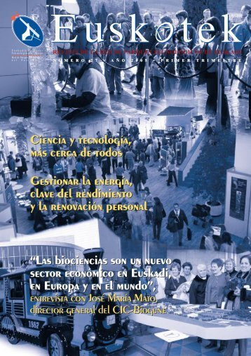 Número 27 - Red de Parques Tecnológicos de Euskadi