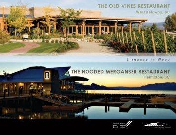 B.C. Restaurants - Canadian Wood Council