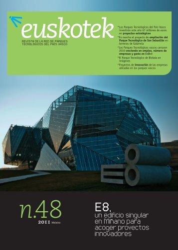 +9 - Red de Parques Tecnológicos de Euskadi
