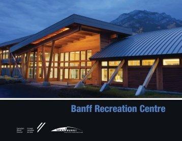 Banff Recreation Centre - Atlantic WoodWORKS!