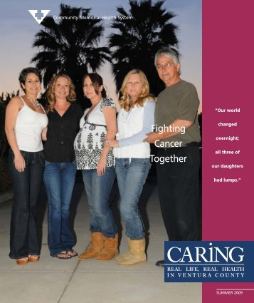 Fighting Cancer Together - Community Memorial Health System