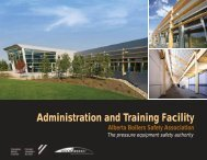 Administration and Training Facility - Canadian Wood Council