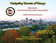 Navigating Currents of Change - Minnesota Community Education ...