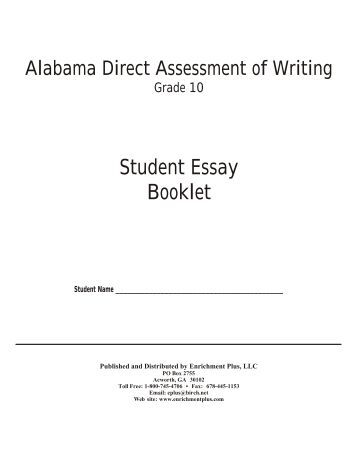 schaffer essay format